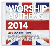 Album Image for Worship Anthems 2014 (2cds) - DISC 1