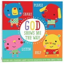 Product: God Shows Me The Way Image