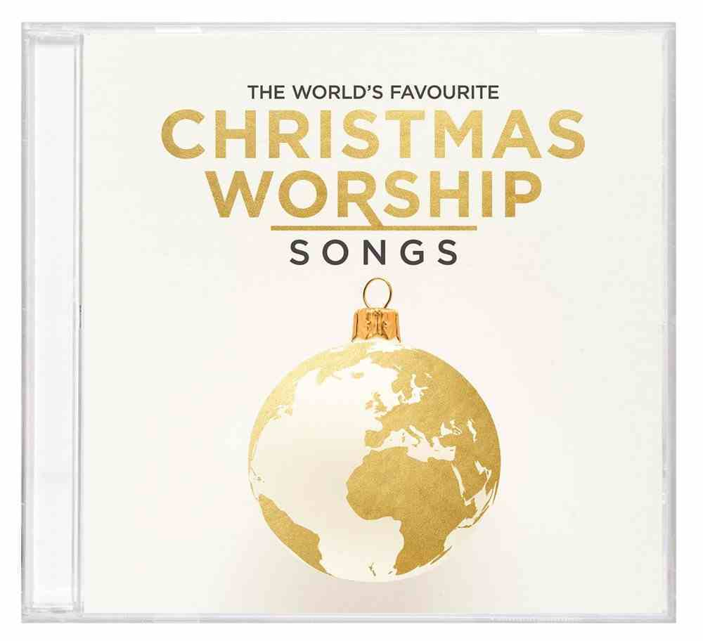Worlds Favourite Christmas Worship Songs Triple CD CD