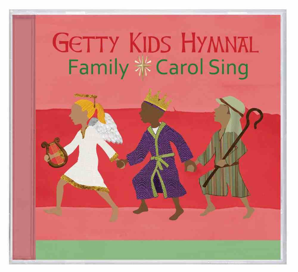 Getty Kids Hymnal: Family Carol Sing CD
