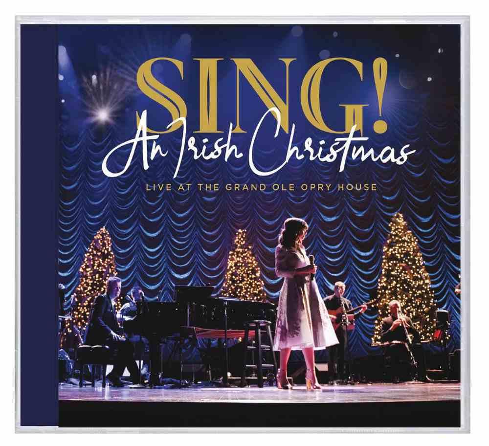 Sing! An Irish Christmas Live CD