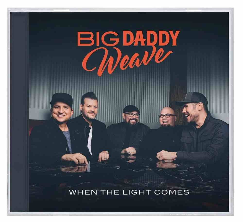 When the Light Comes CD