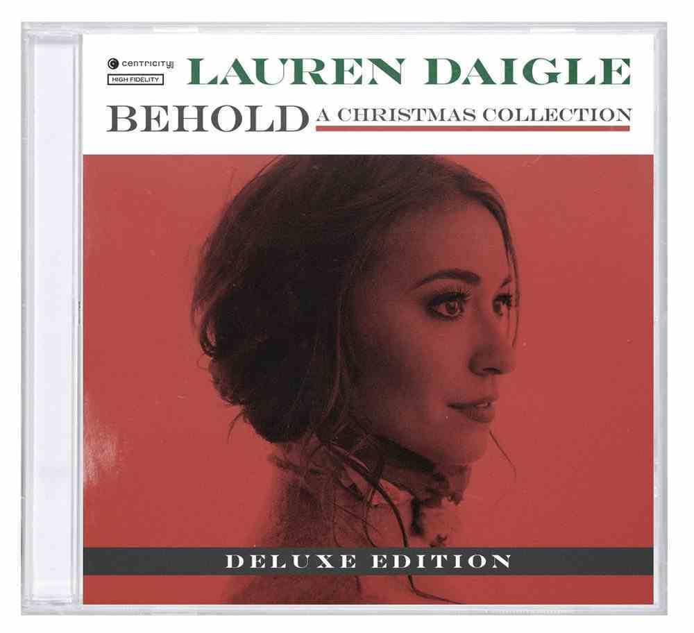 Behold (Deluxe Edition) CD