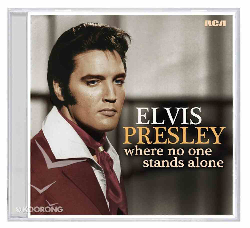 Where No One Stands Alone CD