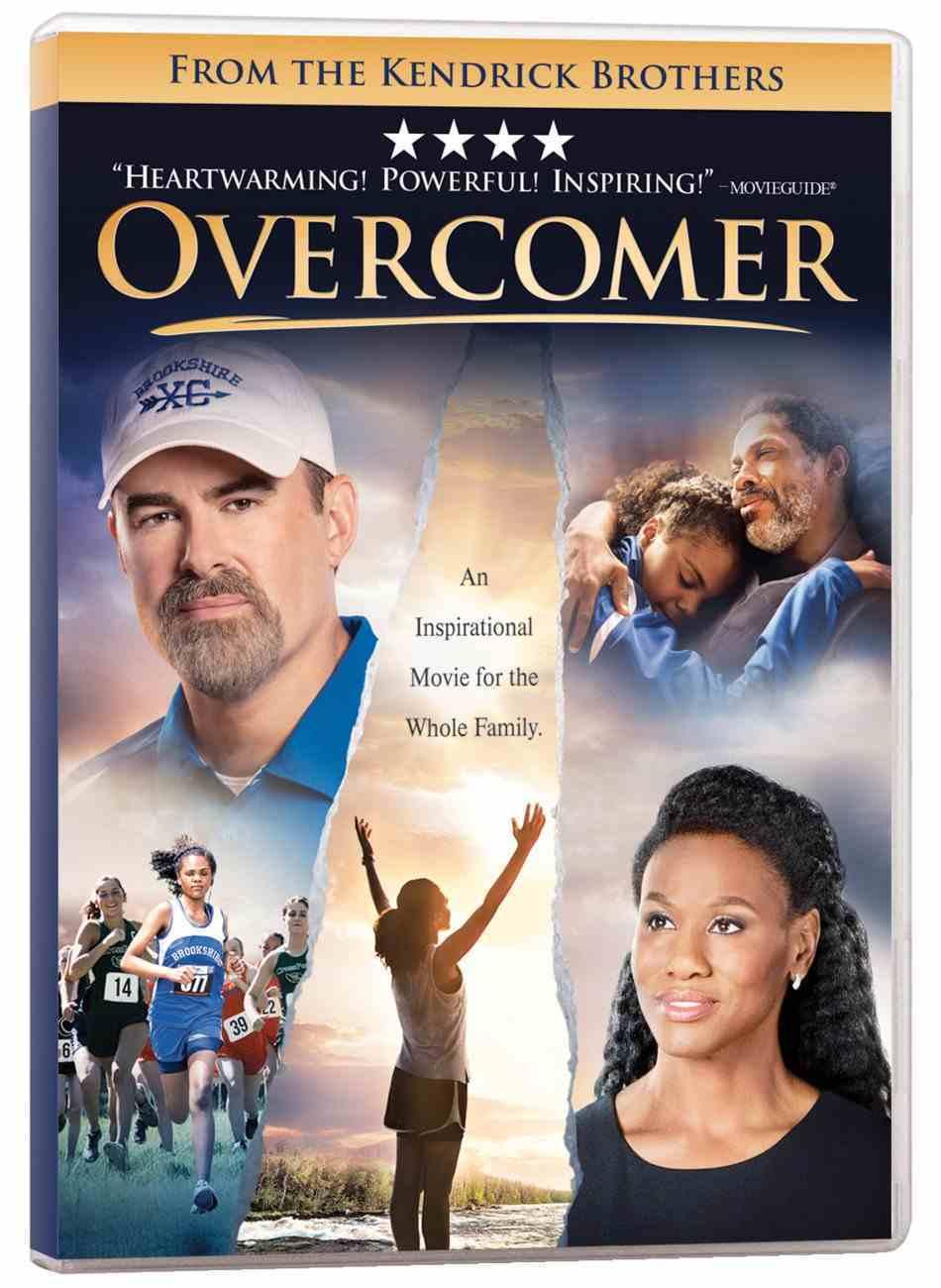 Overcomer Movie (2019) DVD