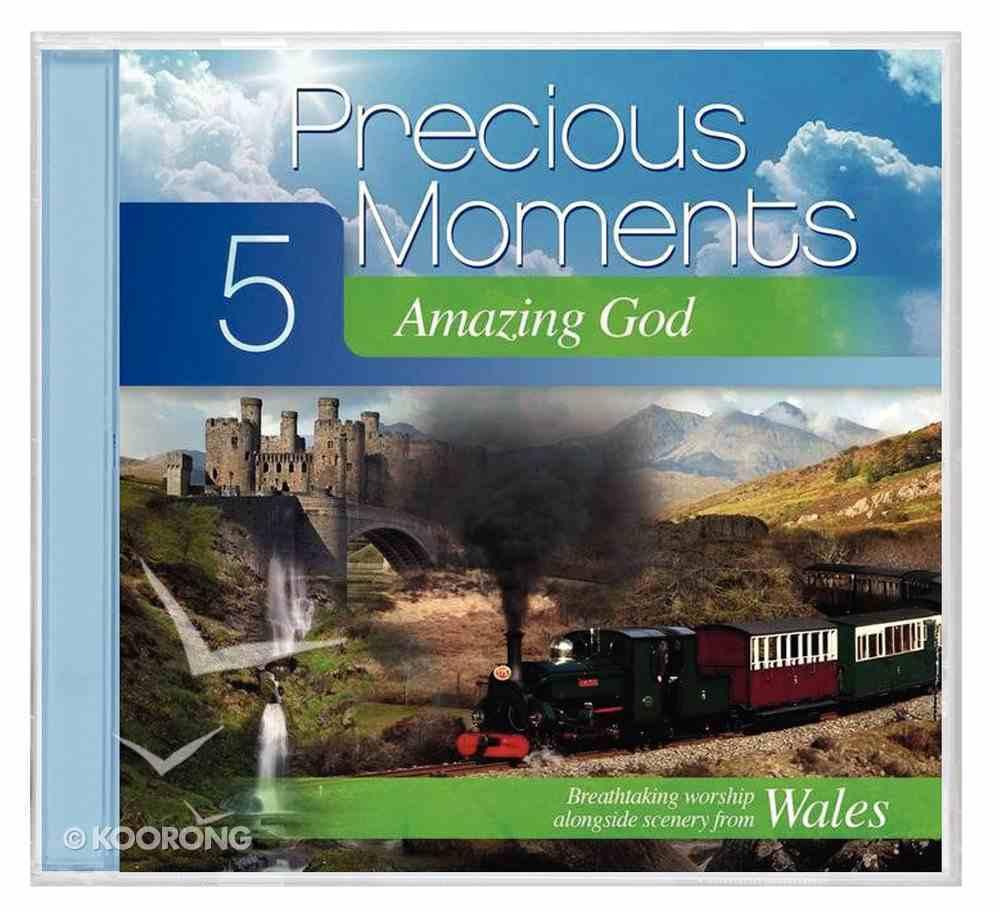 Precious Moments #05: Amazing God CD