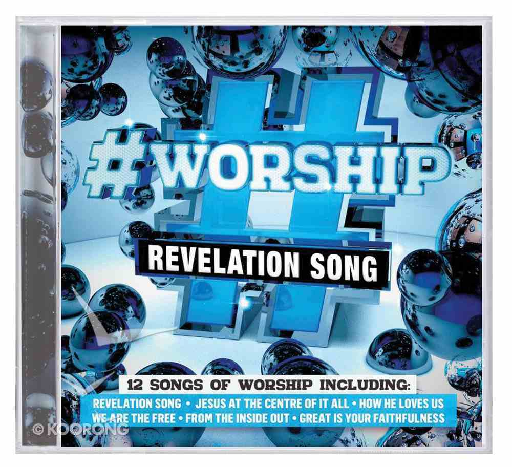 #Worship: Revelation Song CD