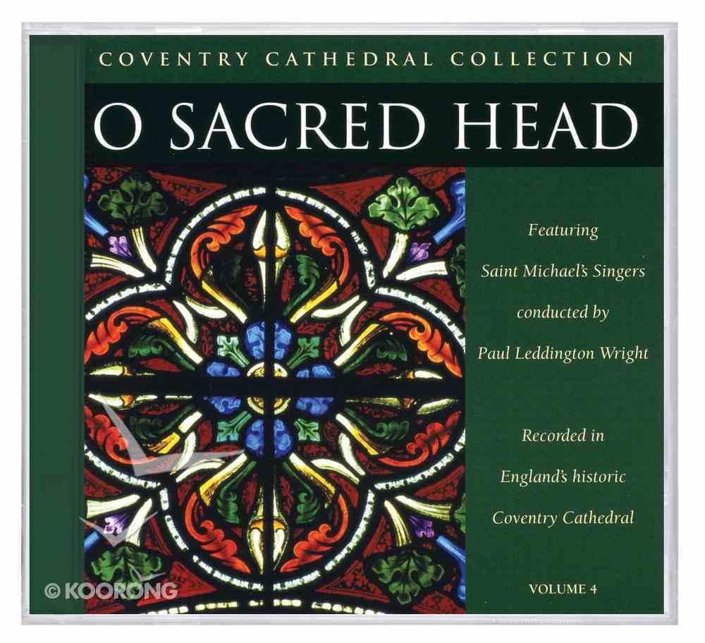 O Sacred Head CD
