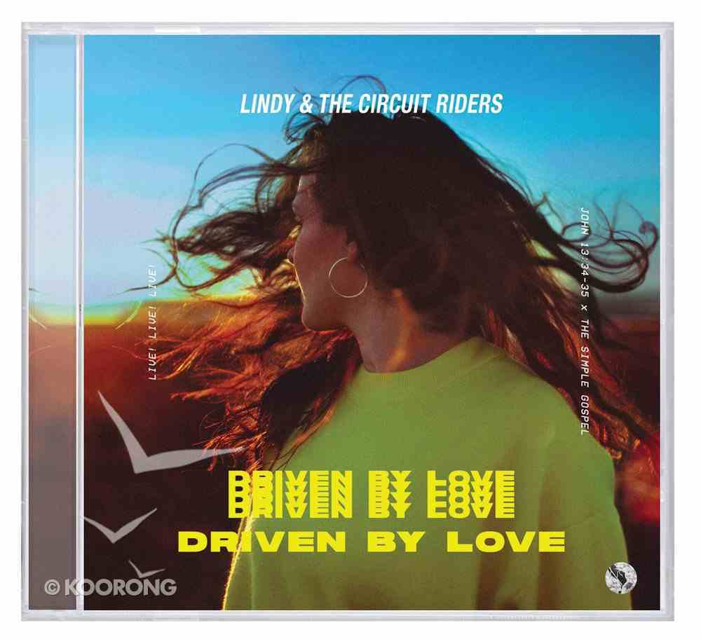 Driven By Love CD