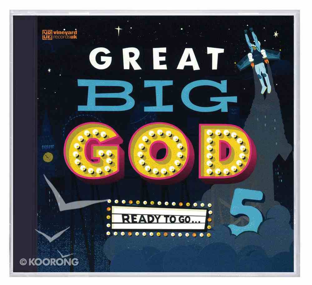 Great Big God Volume 5 CD