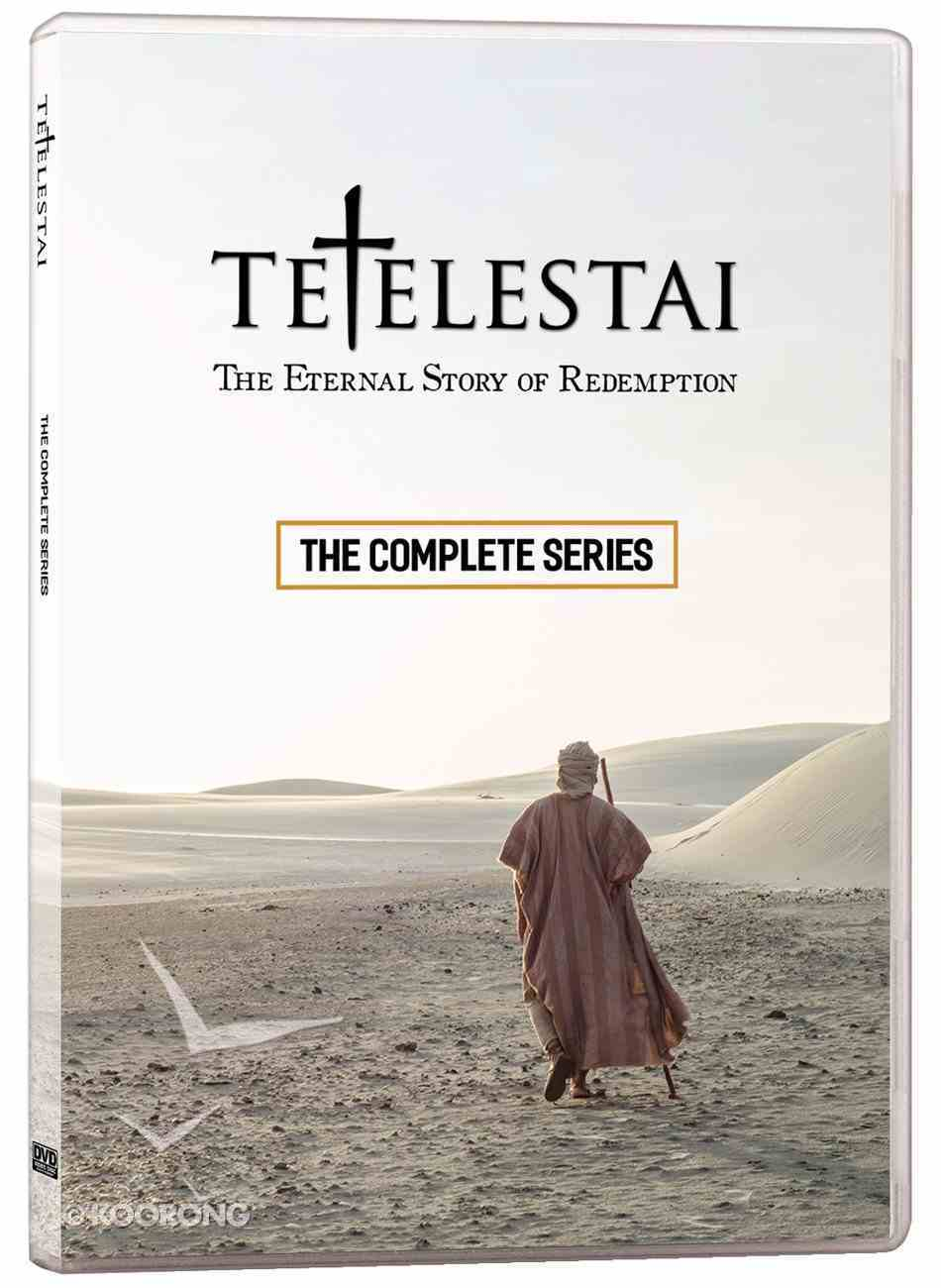 Tetelestai: The Eternal Story of Redemption Complete Series (6 Dvds) DVD