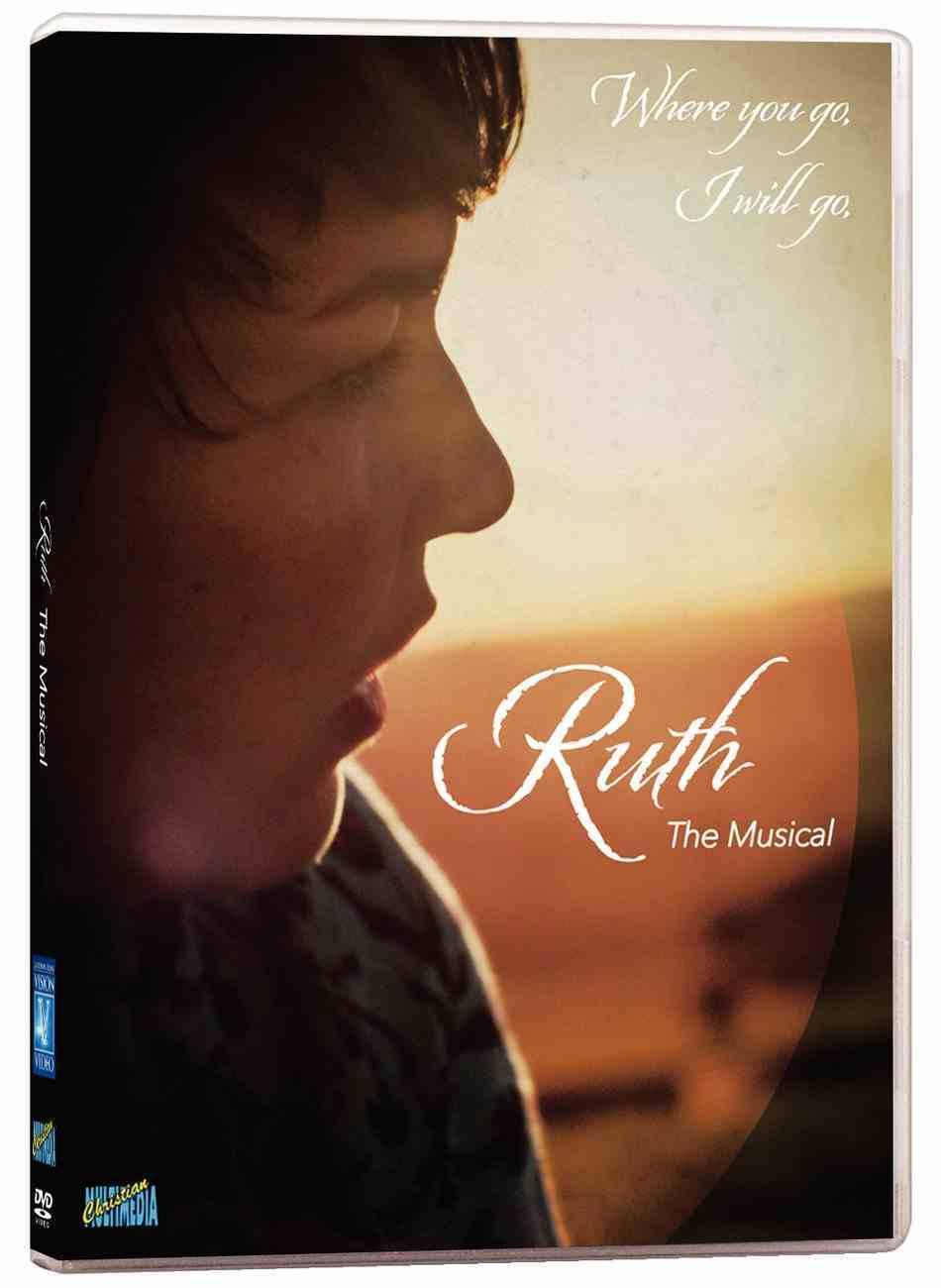 Ruth: The Musical DVD