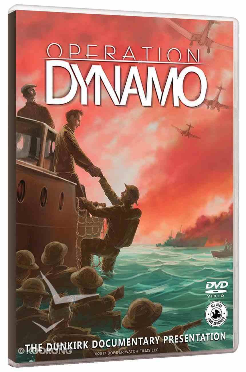 Operation Dynamo: The Dunkirk Documentary Presentation DVD