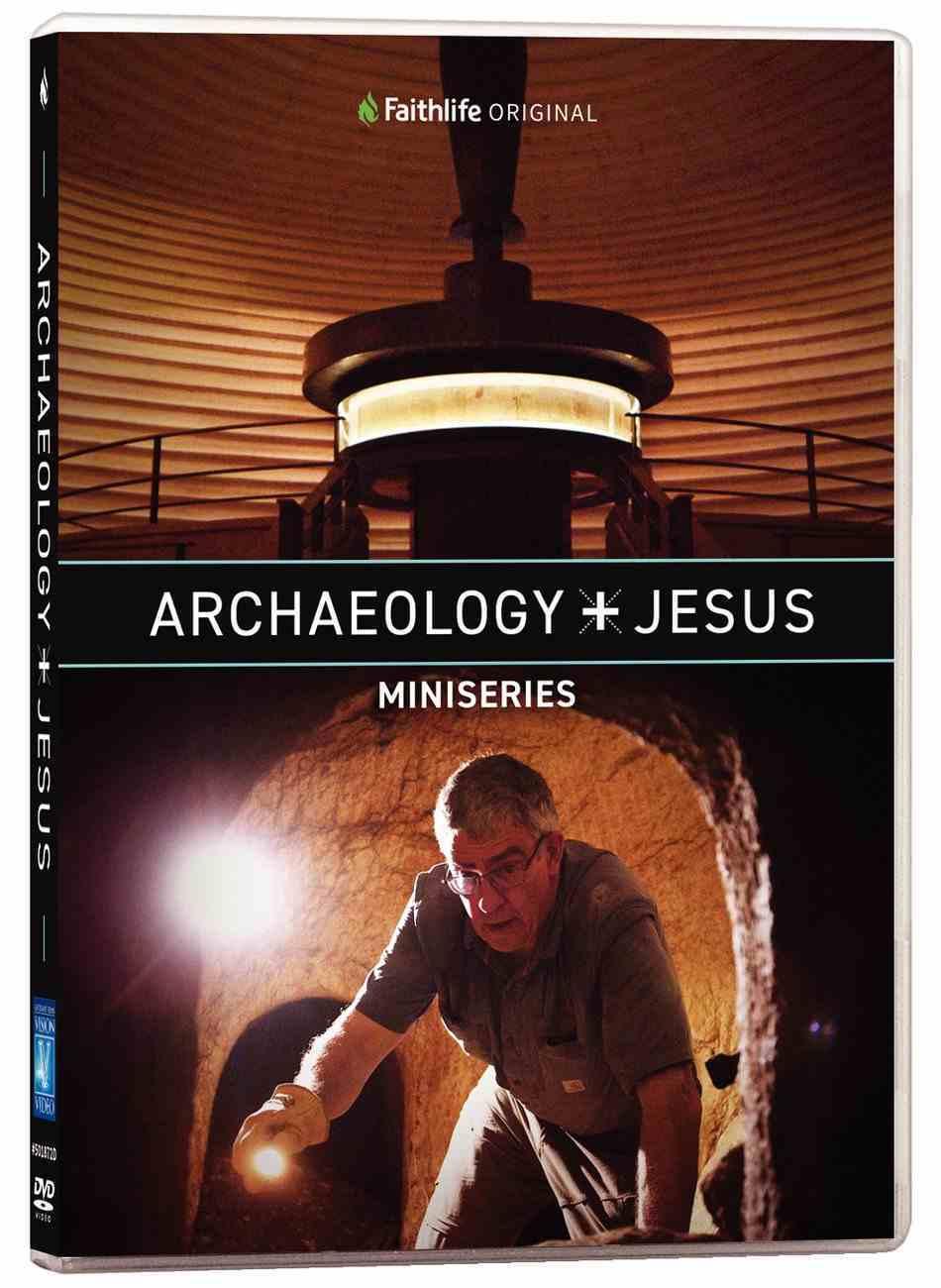 Archaeology + Jesus DVD
