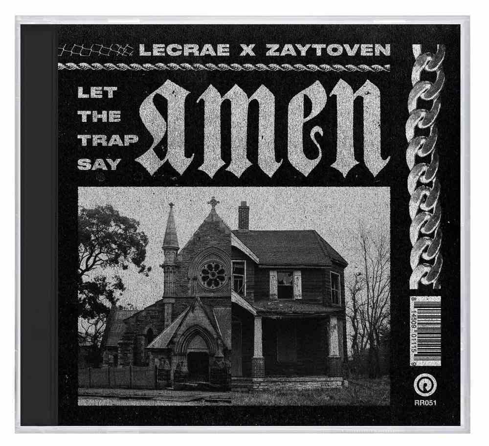 Let the Trap Say Amen CD