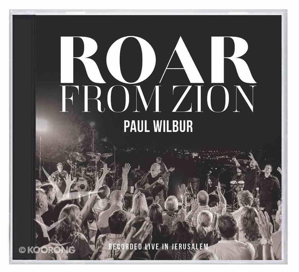 Roar From Zion CD