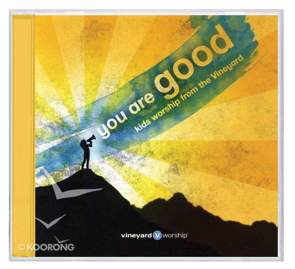 You Are Good CD