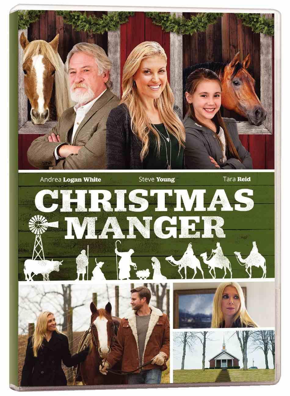Christmas Manger DVD