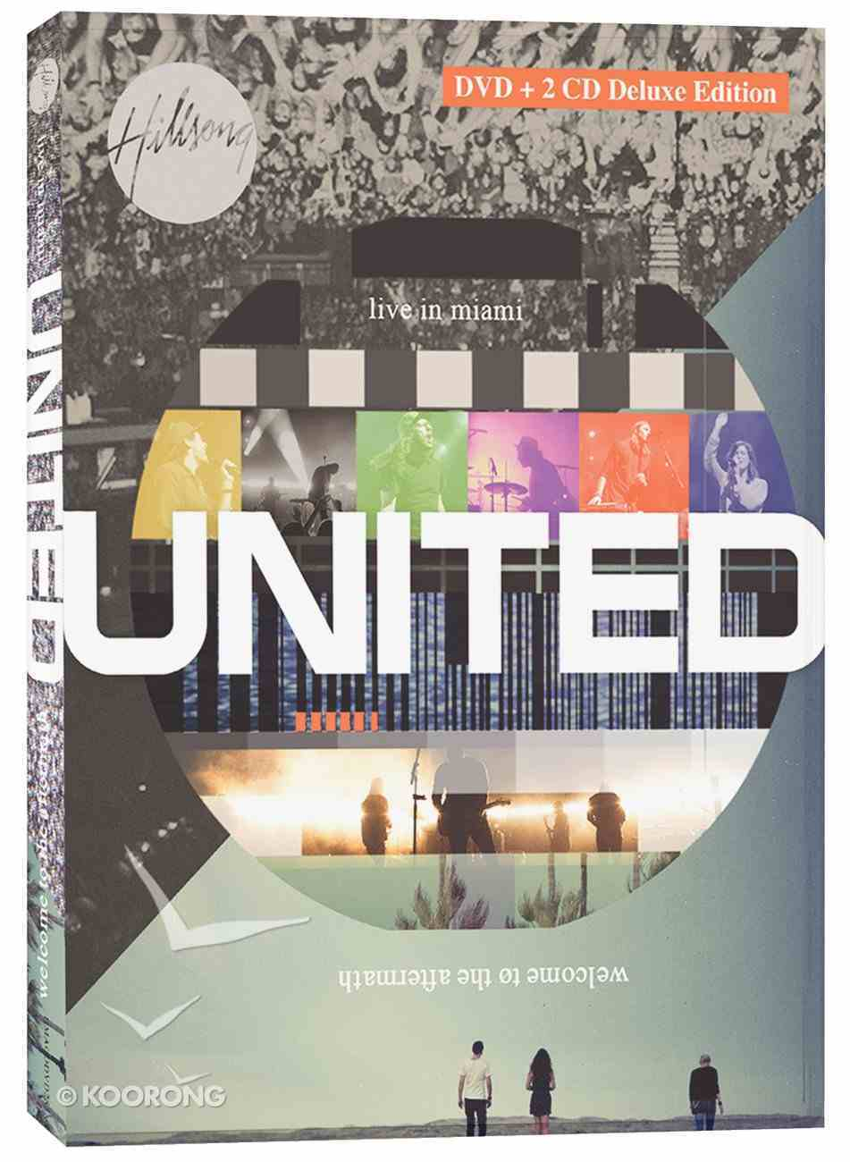 Hillsong United 2012: Live in Miami (Deluxe Dvd + 2 Cd) CD