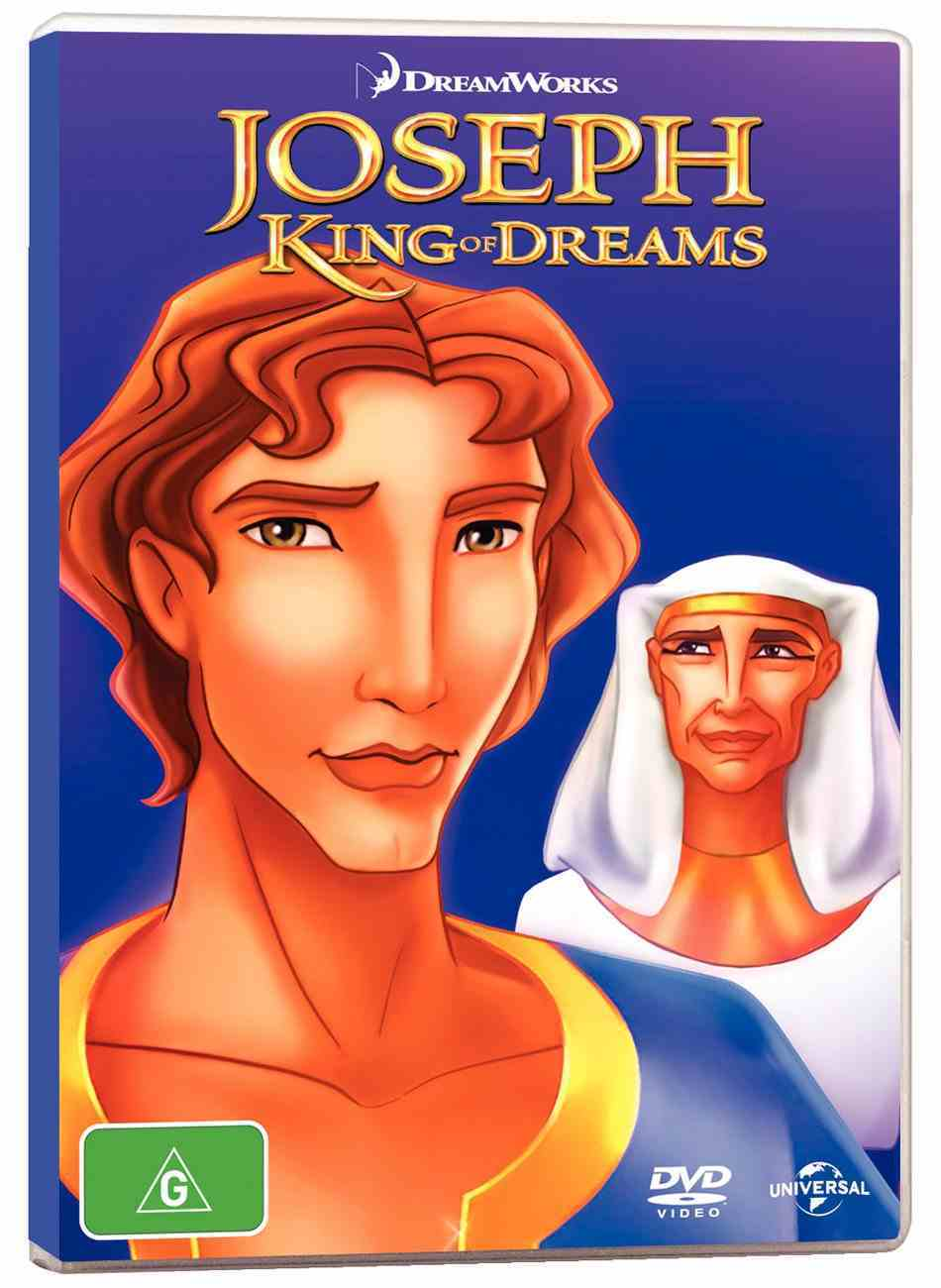 Joseph: King of Dreams DVD