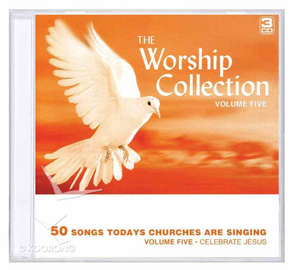 Celebrate Jesus (3 CD Pack) (#05 in Worship Collection) Pack
