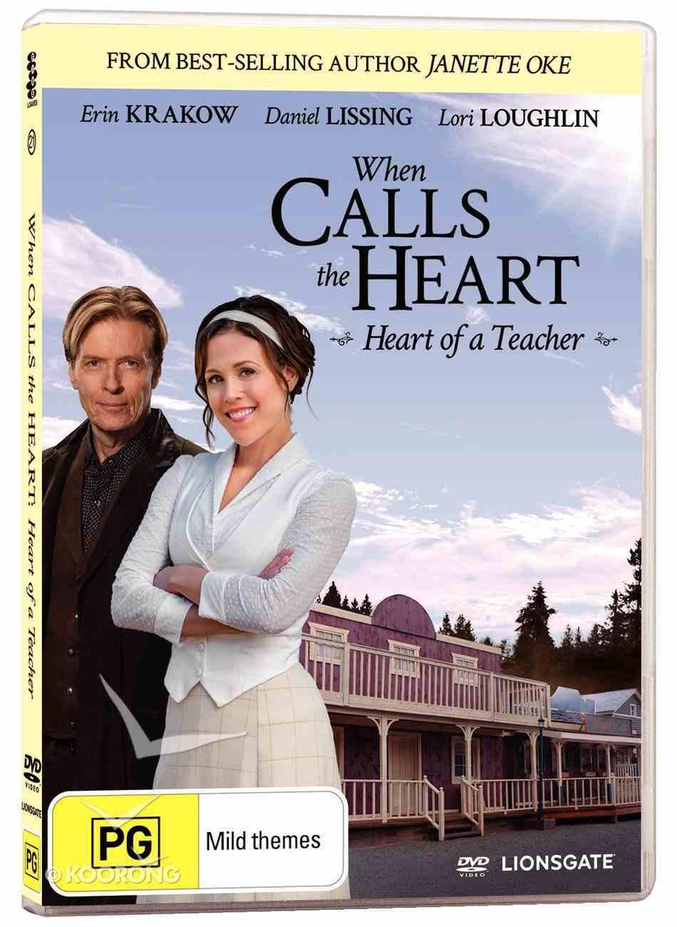 When Calls the Heart #21: Heart of a Teacher DVD
