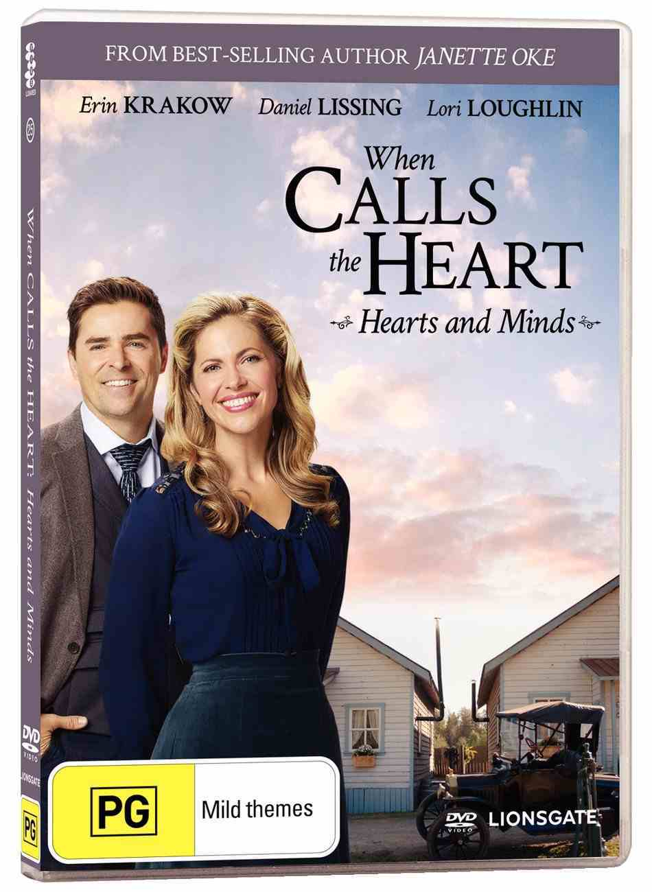 When Calls the Heart #25: Hearts and Minds DVD