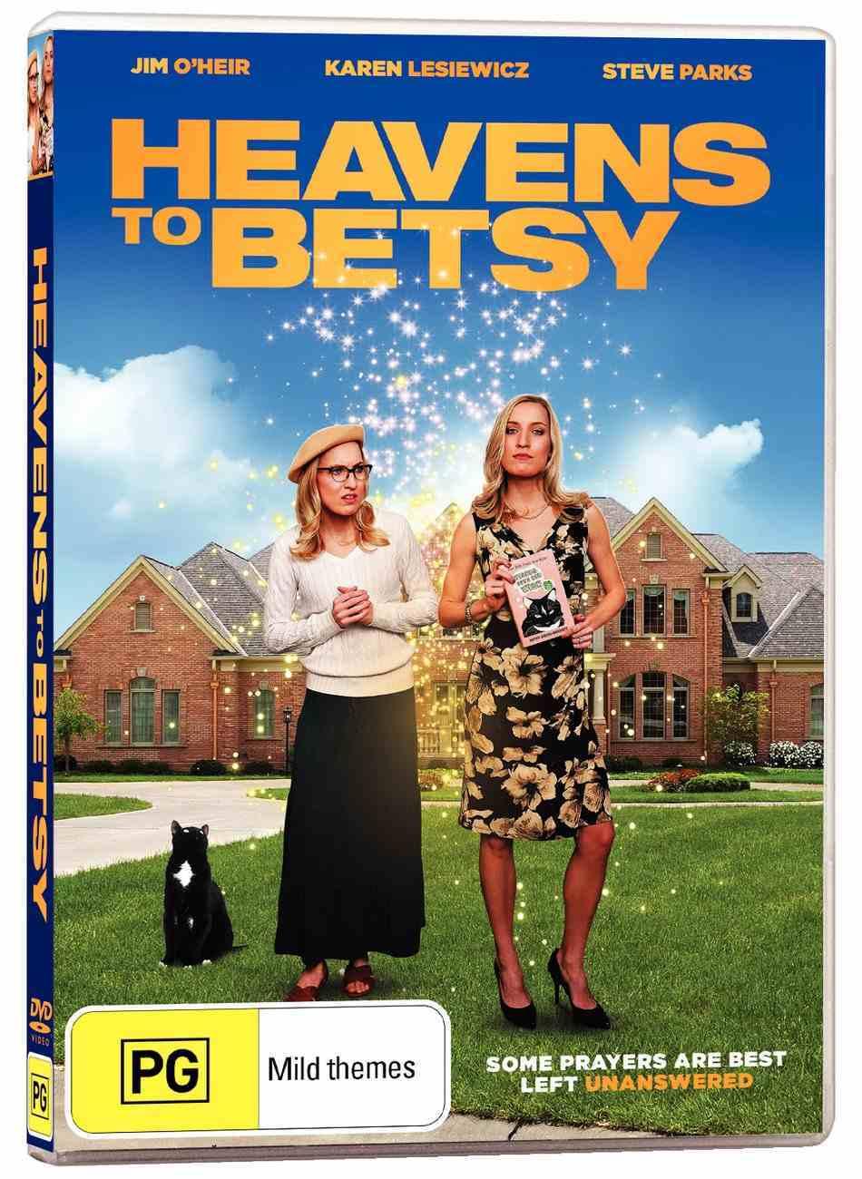 Heavens to Betsy DVD