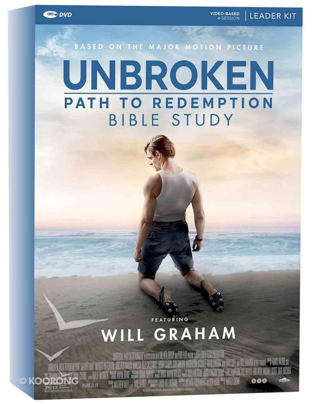 Unbroken: Path to Redemption (Leader Kit) Pack