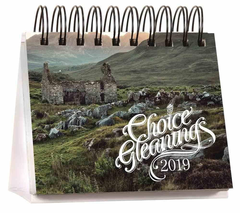2020 Desk Calendar: Choice Gleanings Calendar