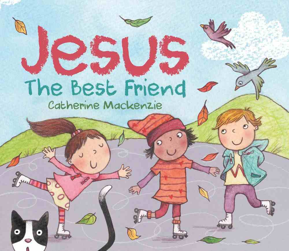 Jesus: The Best Friend Board Book