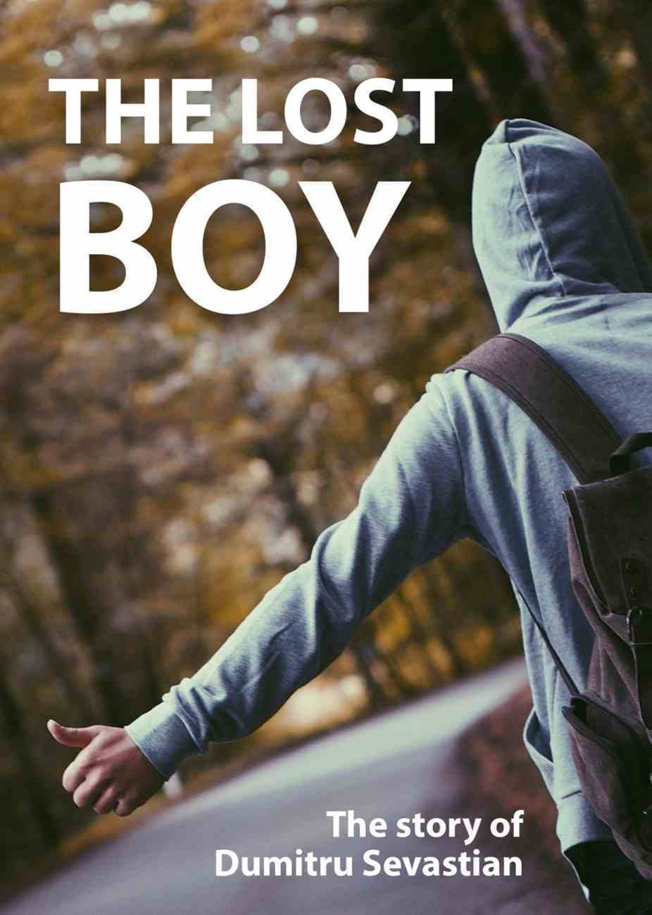The Lost Boy Booklet
