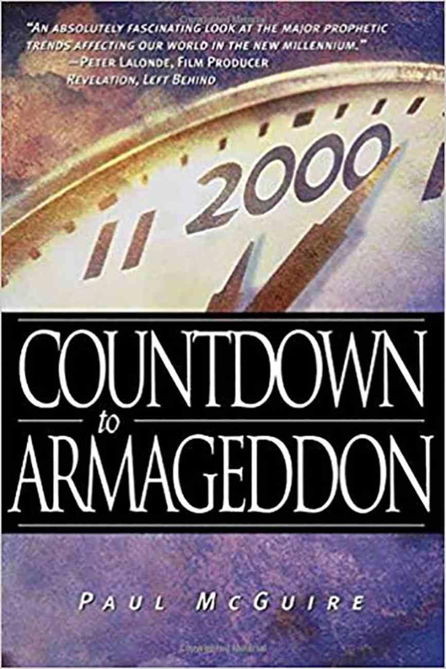 Countdown to Armageddon Paperback