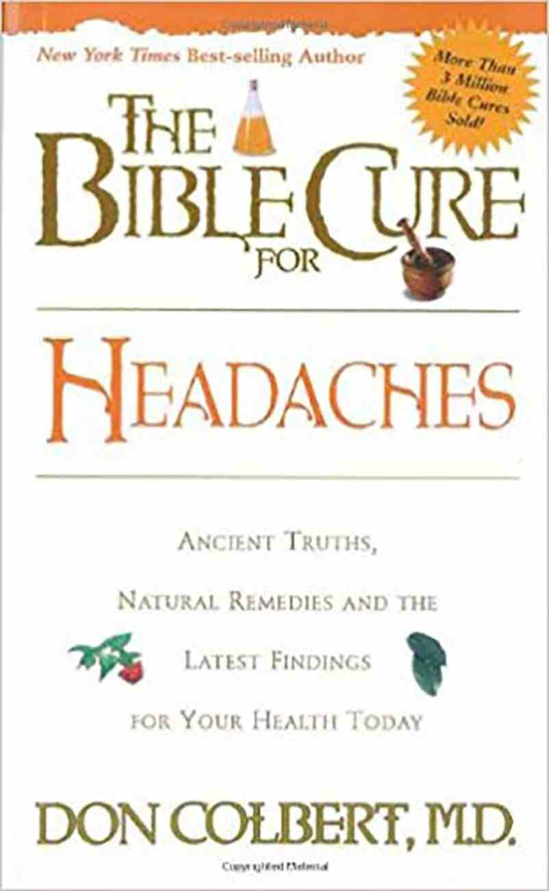 Headaches (Bible Cure Series) Paperback