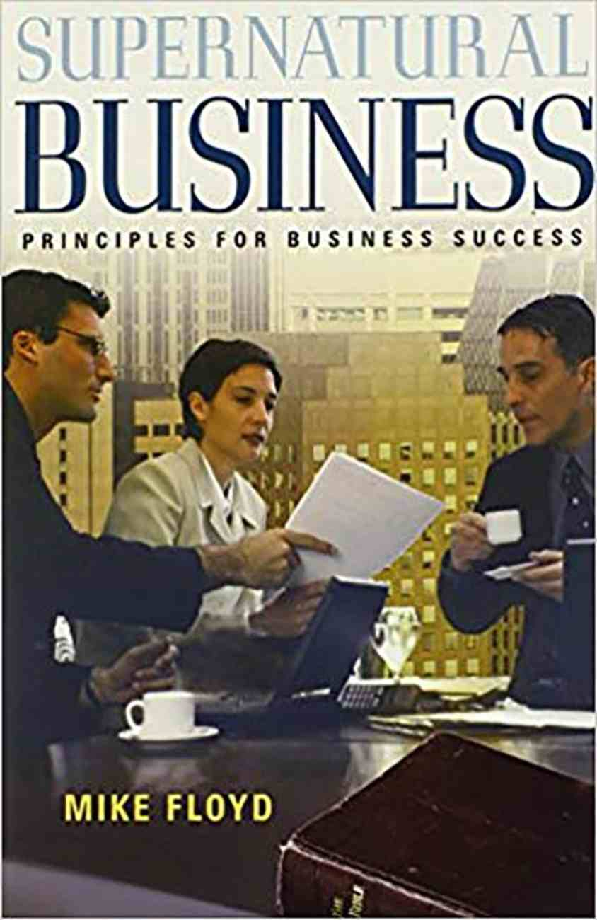 Supernatural Business Paperback