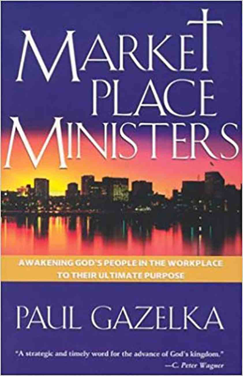 Marketplace Ministers Paperback