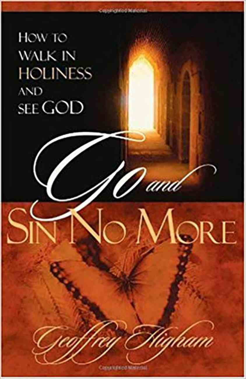 Go and Sin No More Paperback