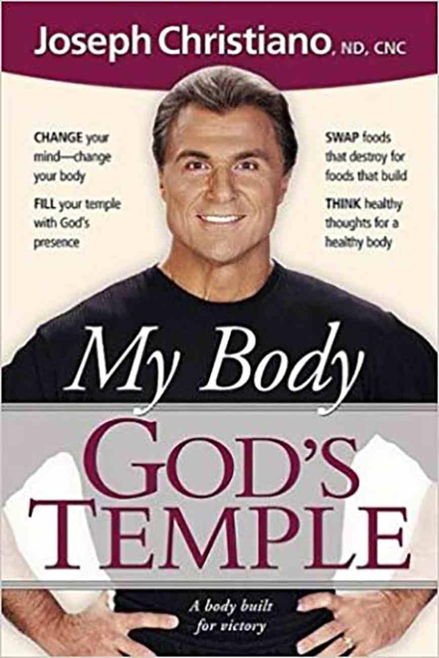 My Body, God's Temple Paperback