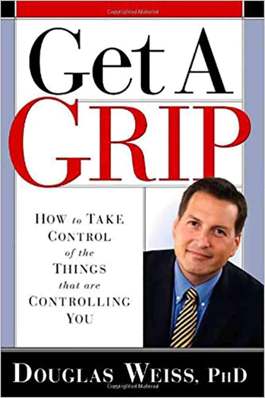 Get a Grip Hardback