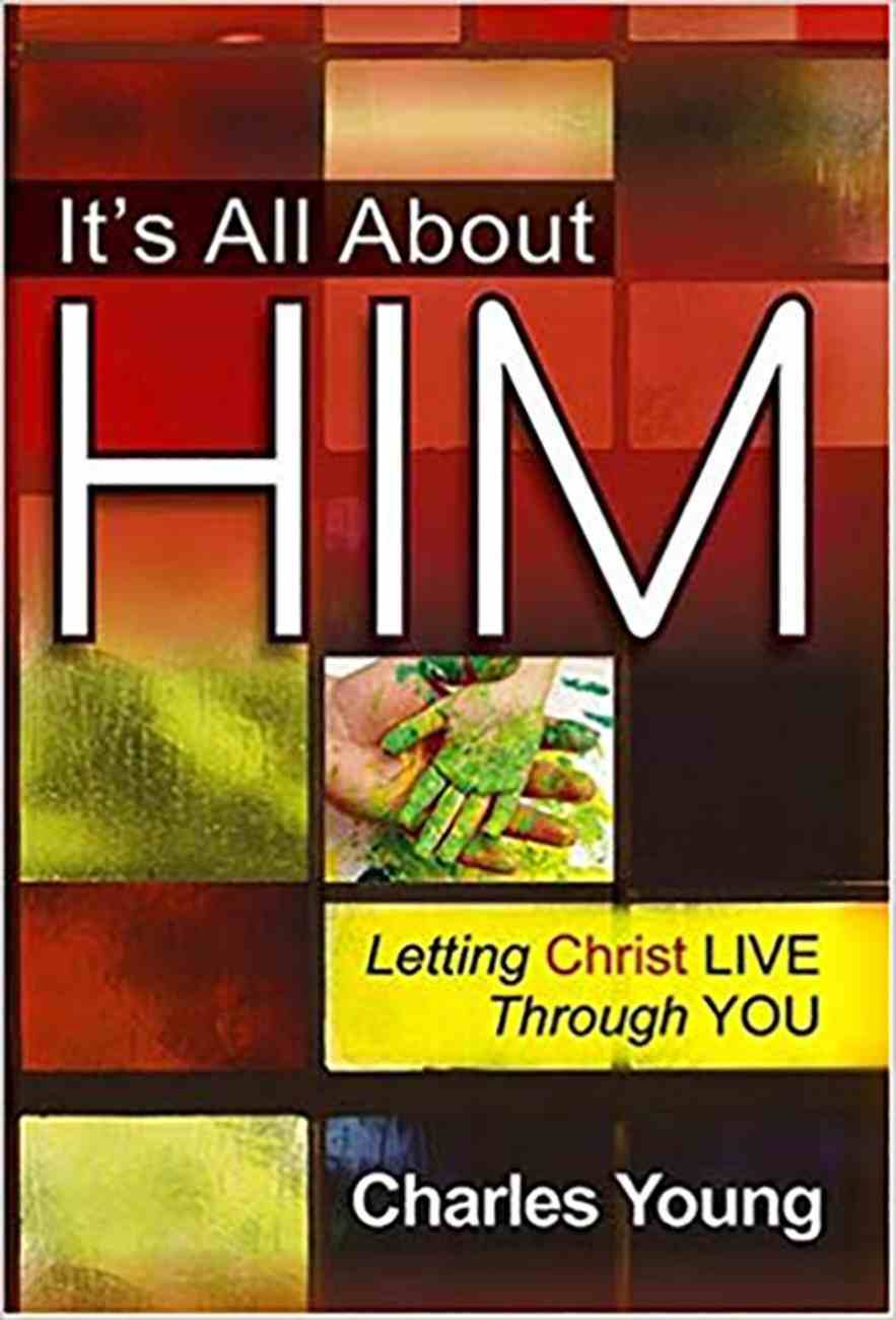 It's All About Him Hardback