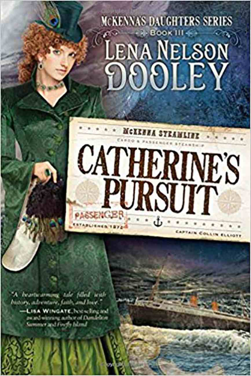 Catherine's Pursuit (#03 in Mckenna's Daughters Series) Paperback