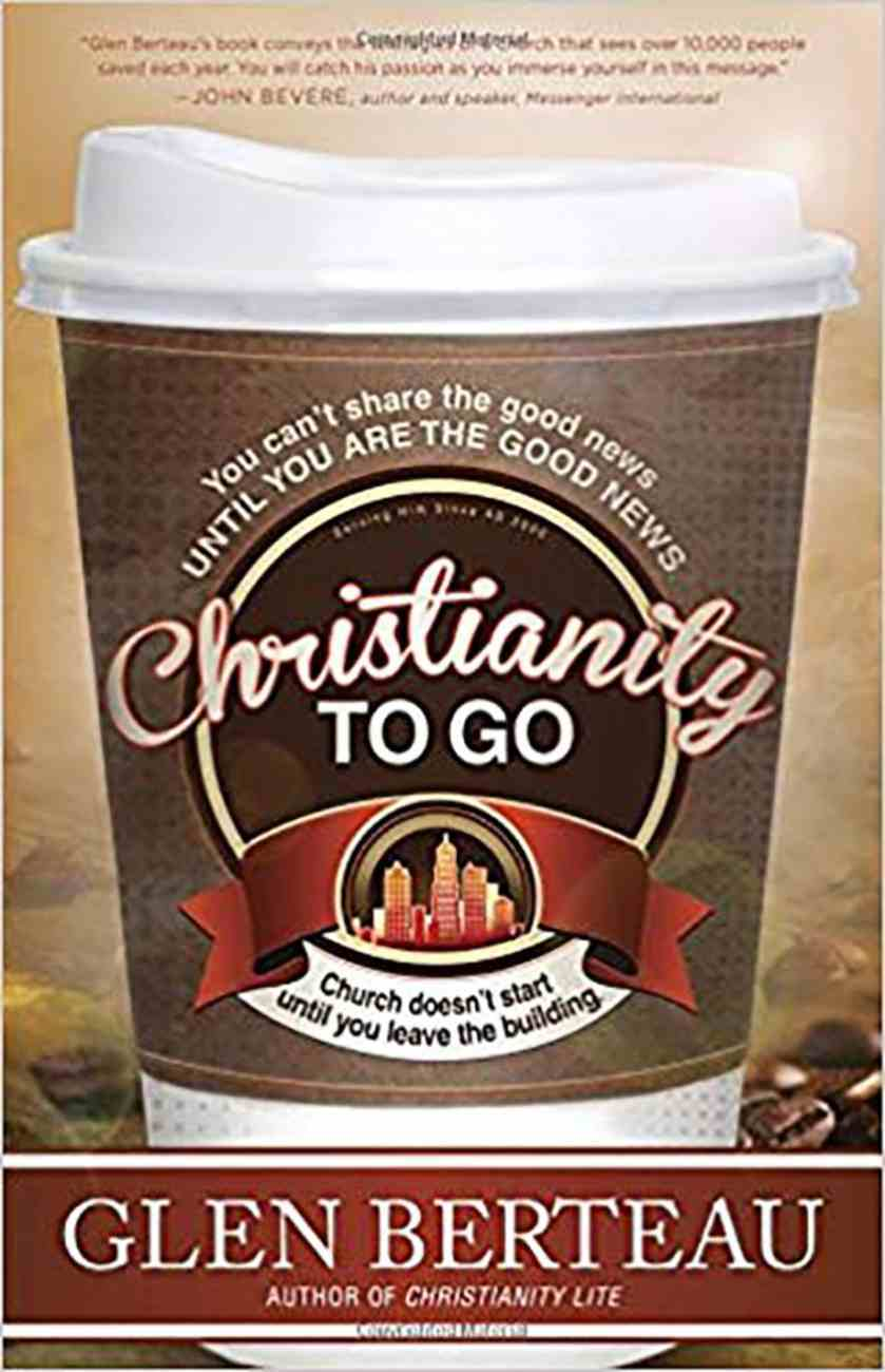 Christianity to Go Paperback