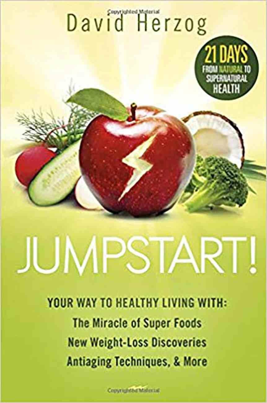 Jumpstart! Paperback