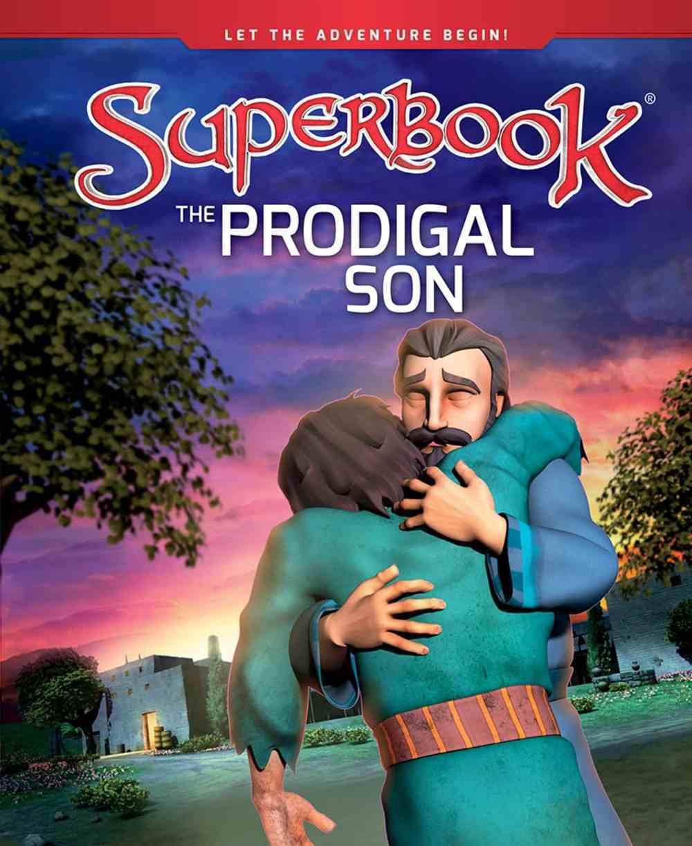 The Prodigal Son (Superbook Series) Hardback