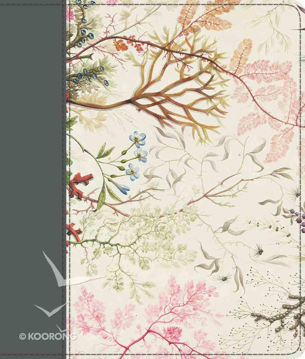 ESV Journaling Bible Elegant Grace (Black Letter Edition) Imitation Leather