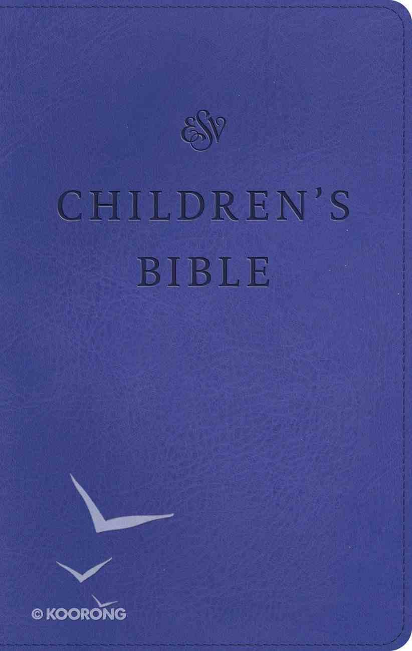 ESV Children's Bible Purple (Black Letter Edition) Imitation Leather