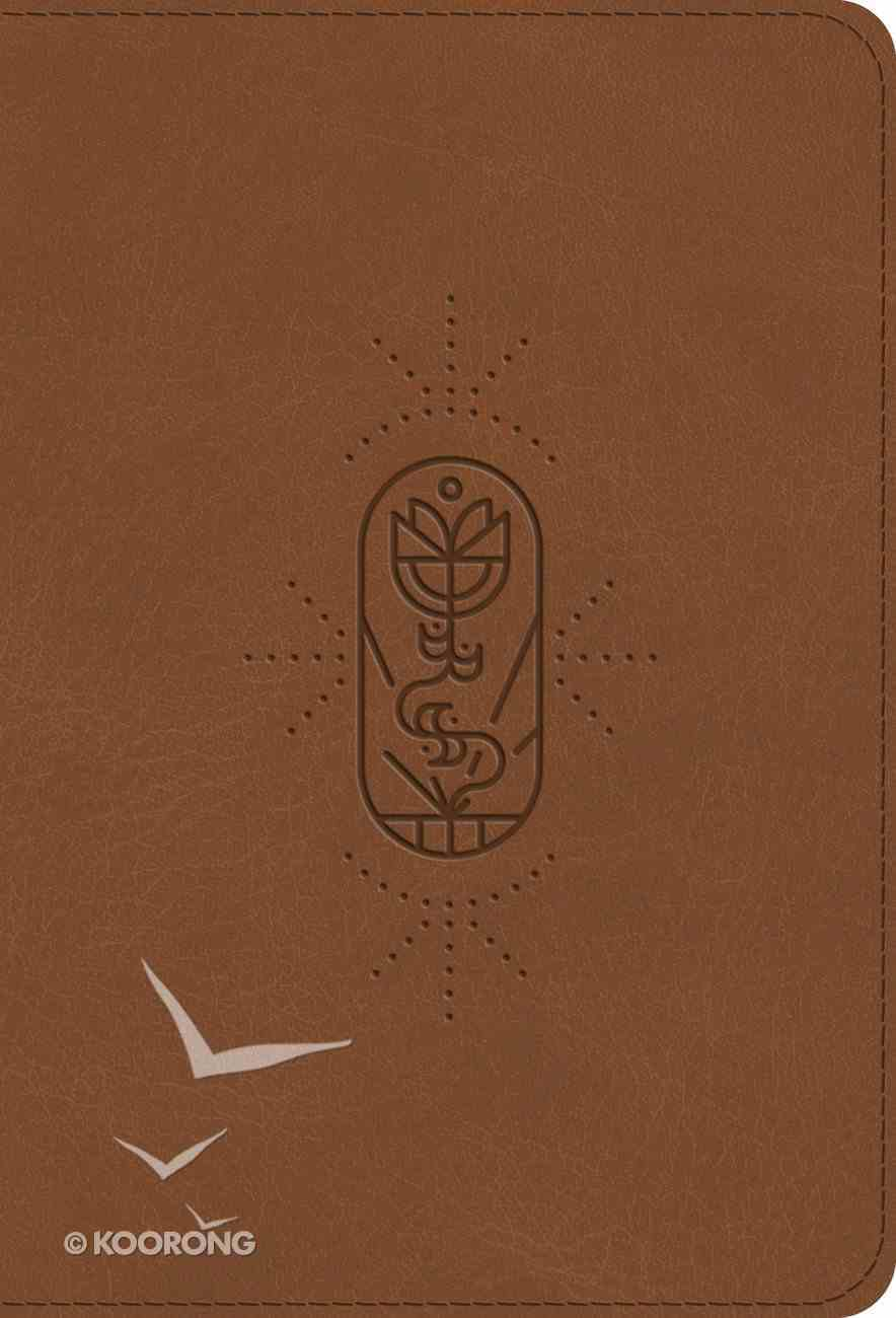 ESV Kid's Bible Compact the True Vine (Red Letter Edition) Imitation Leather