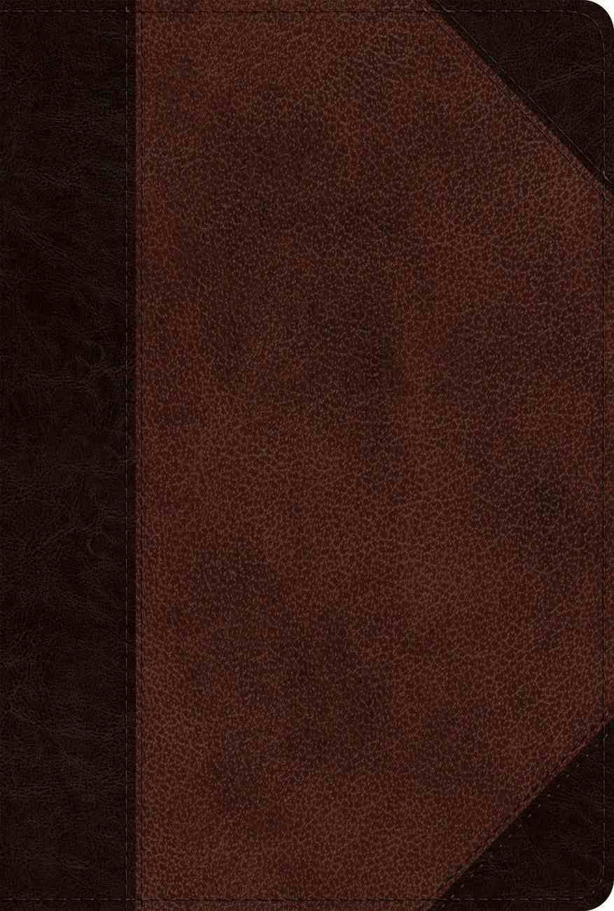 ESV New Testament Brown Imitation Leather