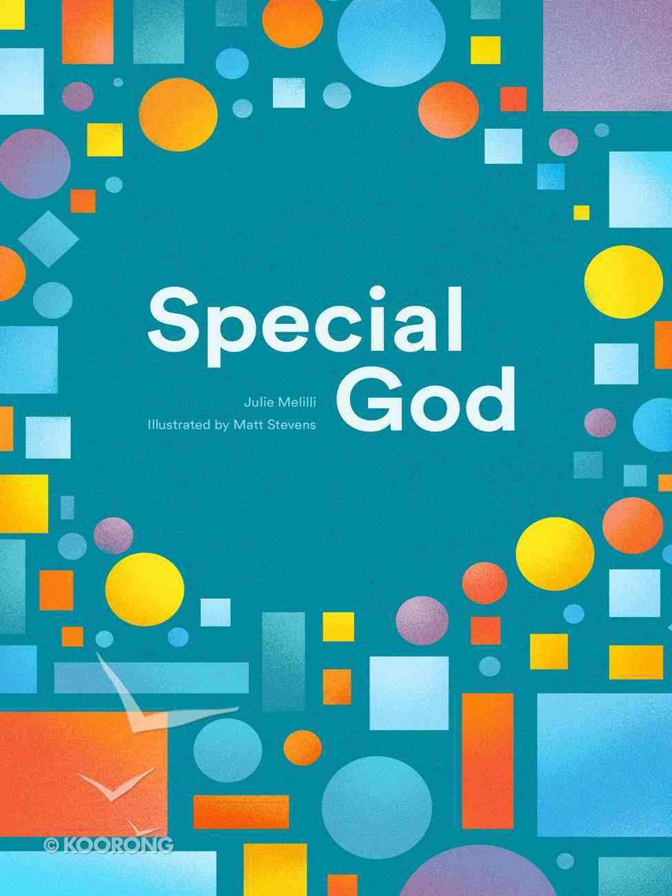 Special God Hardback