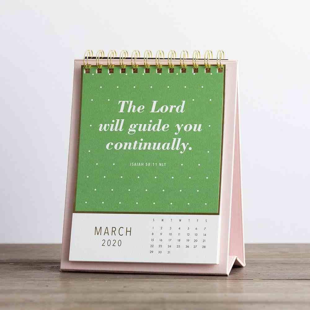 2020 Desktop Calendar: Choose Kindness Spiral